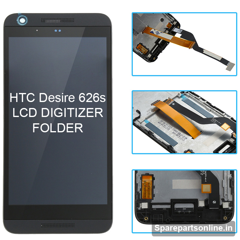 htc-desire-626s-lcd-folder-display-screen-with-frame-black