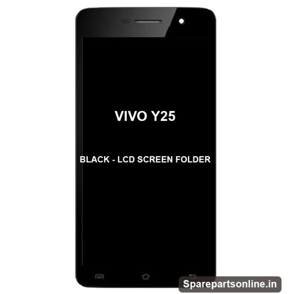 Vivo-Y25-lcd-screen-display-folder-black