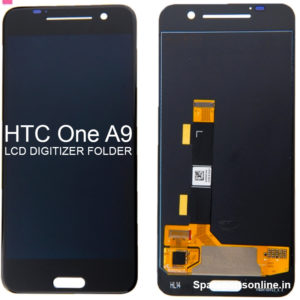 htc-one-A9-lcd-folder-display-screen-black