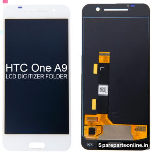 htc-one-A9-lcd-folder-display-screen-white