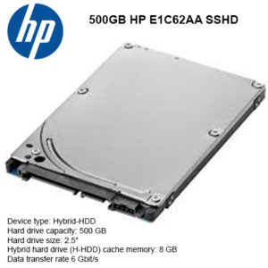 500GB-HP-E1C62AA-SSHD-Solid-State-Hybrid-Drive