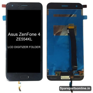 Asus-ZenFone-4-ZE554KL-lcd-folder-display-screen-black