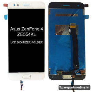 Asus-ZenFone-4-ZE554KL-lcd-folder-display-screen-white