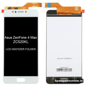 Asus-ZenFone-4-max-ZC520KL-lcd-folder-display-screen-white