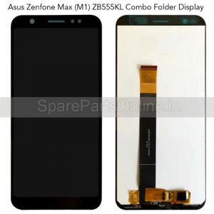 Asus Zenfone Max M1 ZB555KL folder lcd screen display touch glass digitizer black