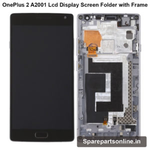 oneplus-2-lcd-screen-display-folder-with-frame-black