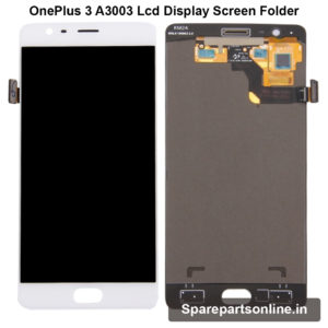 oneplus-3-A3003-lcd-screen-display-folder-white