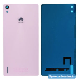 Huawei-Ascend-P7-battery-back-cover-housing-pink