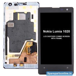 Nokia-Lumia-1020-black-lcd-screen-display-digitizer-frame-combo-folder-black