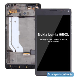 Nokia-Lumia-950XL-black-lcd-screen-frame-display-digitizer-combo-folder-black