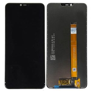 Oppo A5 lcd display screen glass black