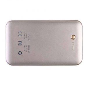 20000mAh Battery Charger Backup Power Bank Gold