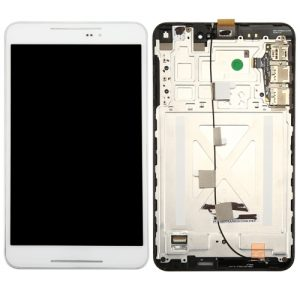 Asus FonePad 8 FE380 K016 lcd screen folder display white