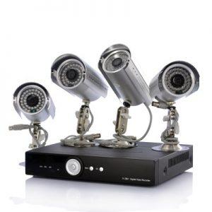 CCTV and DVR