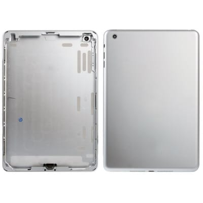 white Back cover rear Housing replacement for iPad air wifi