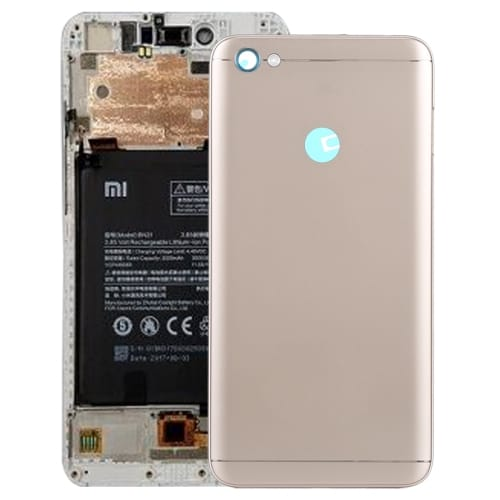 finest selection da990 641fa Xiaomi Redmi Note 5A Prime Battery Back Cover Door Rear Panel Housing  Replacement