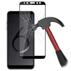 samsung a6 2018 5d tempered glass guard