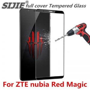 ZTE Nubia Red Magic 5D Tempered Glass Screen Protector
